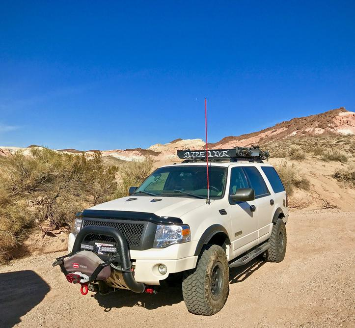 1lifelive Rig Specifications Ford Expedition