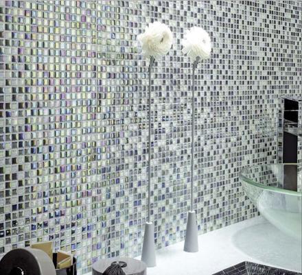 Gresite italy brillante cer mica enmallada para duchas - Gresite banos precios ...
