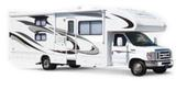 Ford E-350 Chassis Motorhome