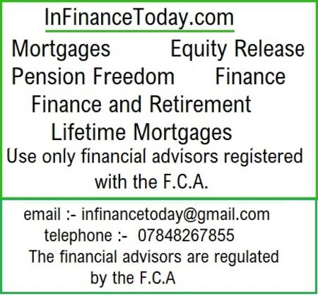 Mortgages,equity release,pension advice,lifetime mortgages