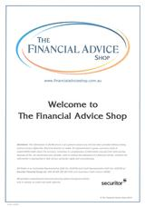 The Financial Advice Shop Welcome Booklet