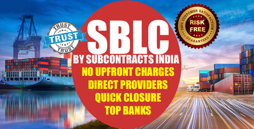 SBLC- Purchase or Lease From Top Rated Banks | HSBC