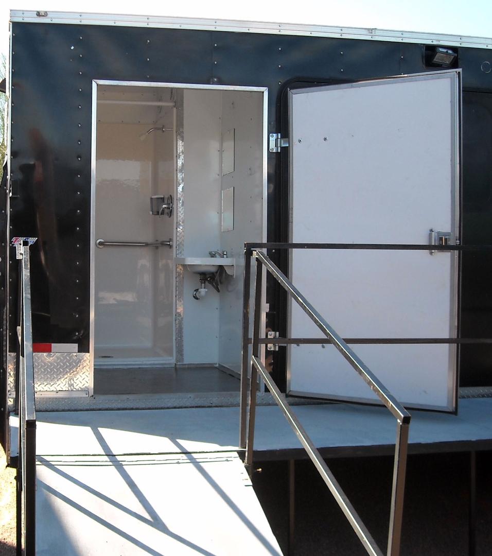 ada shower trailers