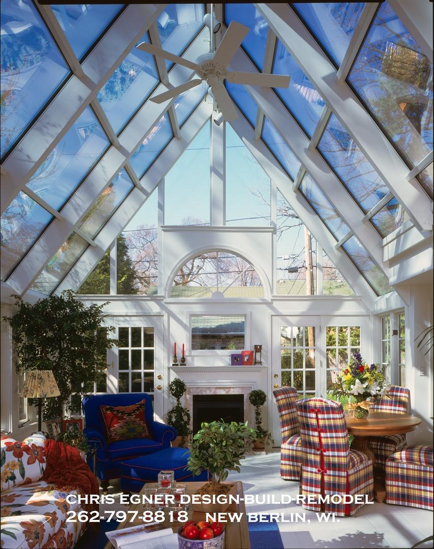 Chris Egner Design-build-remodel - Additions, Four Seasons Sunrooms ...