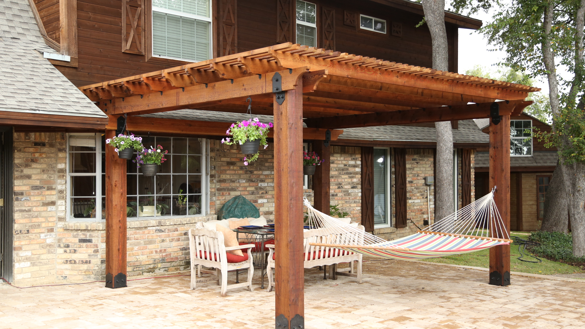 backyard oasis by fun time in frisco tx services