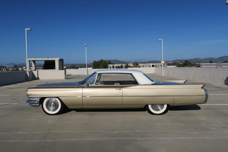 1964 Cadillac Coupe DeVille for sale at Motor Car Company in San Diego California