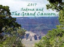 Sedona/Grand Canyon Calendar Preview