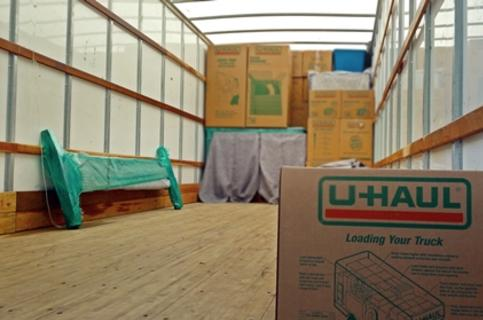 U-Haul Load Unload Help Services and Cost in Omaha NE | Price Moving Hauling Omaha
