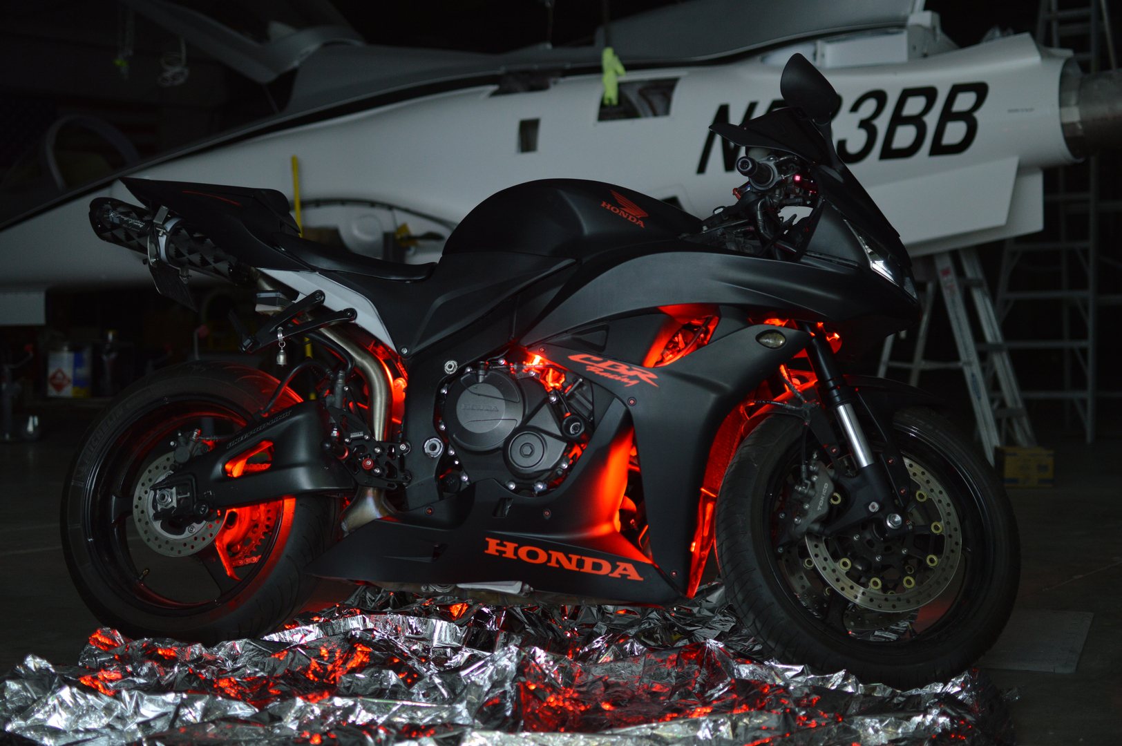 Motorcycle LED Lighting Underglow - PureLEDKit