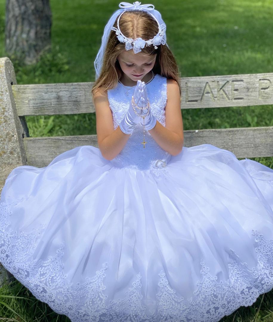 Communion Dresses Buffalo, NY   Pumpkins Children's Clothing