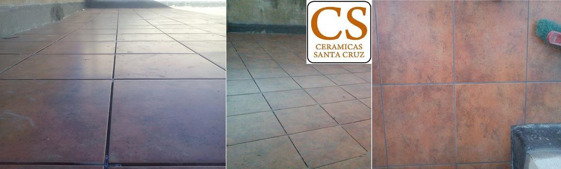 Reforma de terraza en arroniz cerca de estella navarra for Baldosas antideslizantes para terrazas