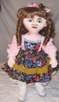 "Doll Roxan a childlike collection ""Fashion Doll"""