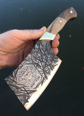 Easy DIY Metal Etching. Part of the complete online Guide to Knife Making. www.DIYeasycrafts.com