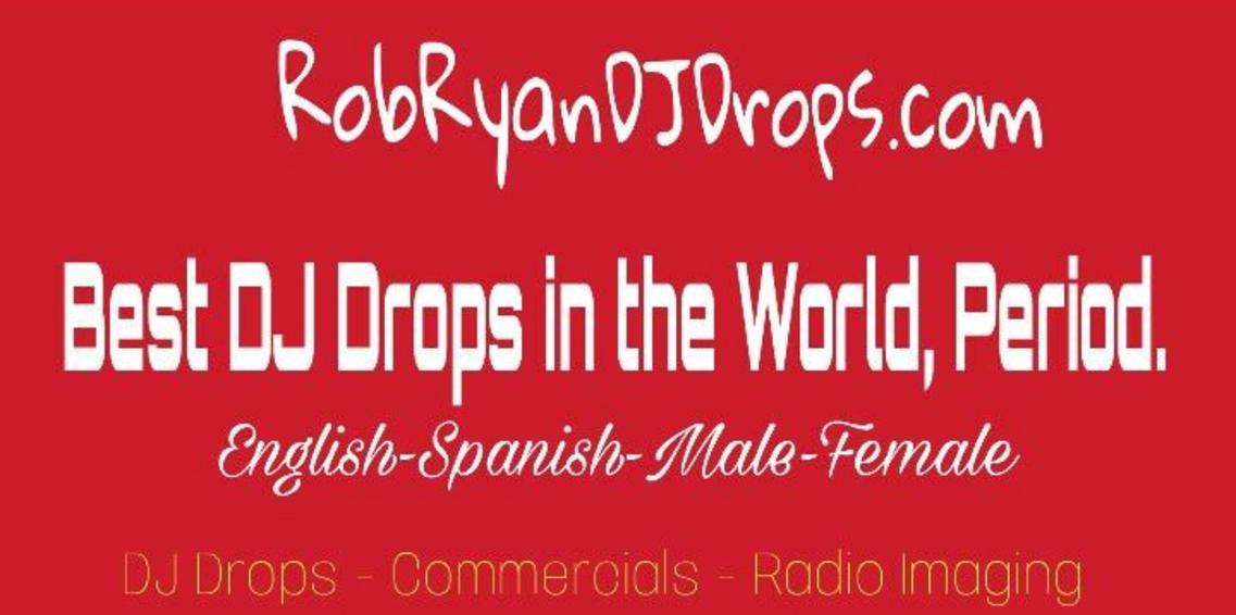 DJ Drops By Rob Ryan