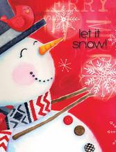 Let it Snow Christmas Fundraiser