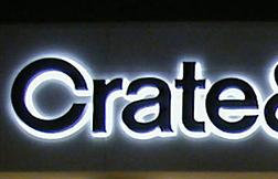 LED Letters Walnut Creek