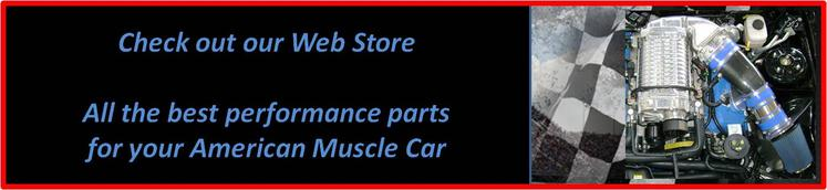 American High Performane Web Store