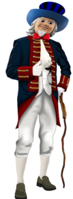 cosmic sam the patriot