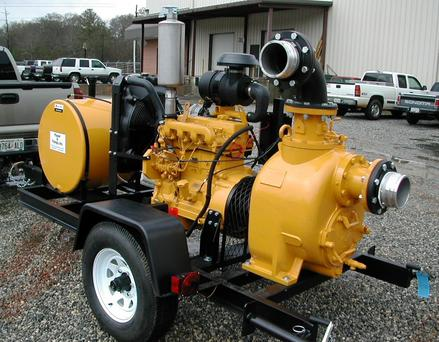 All Prime Engine Driven Pump