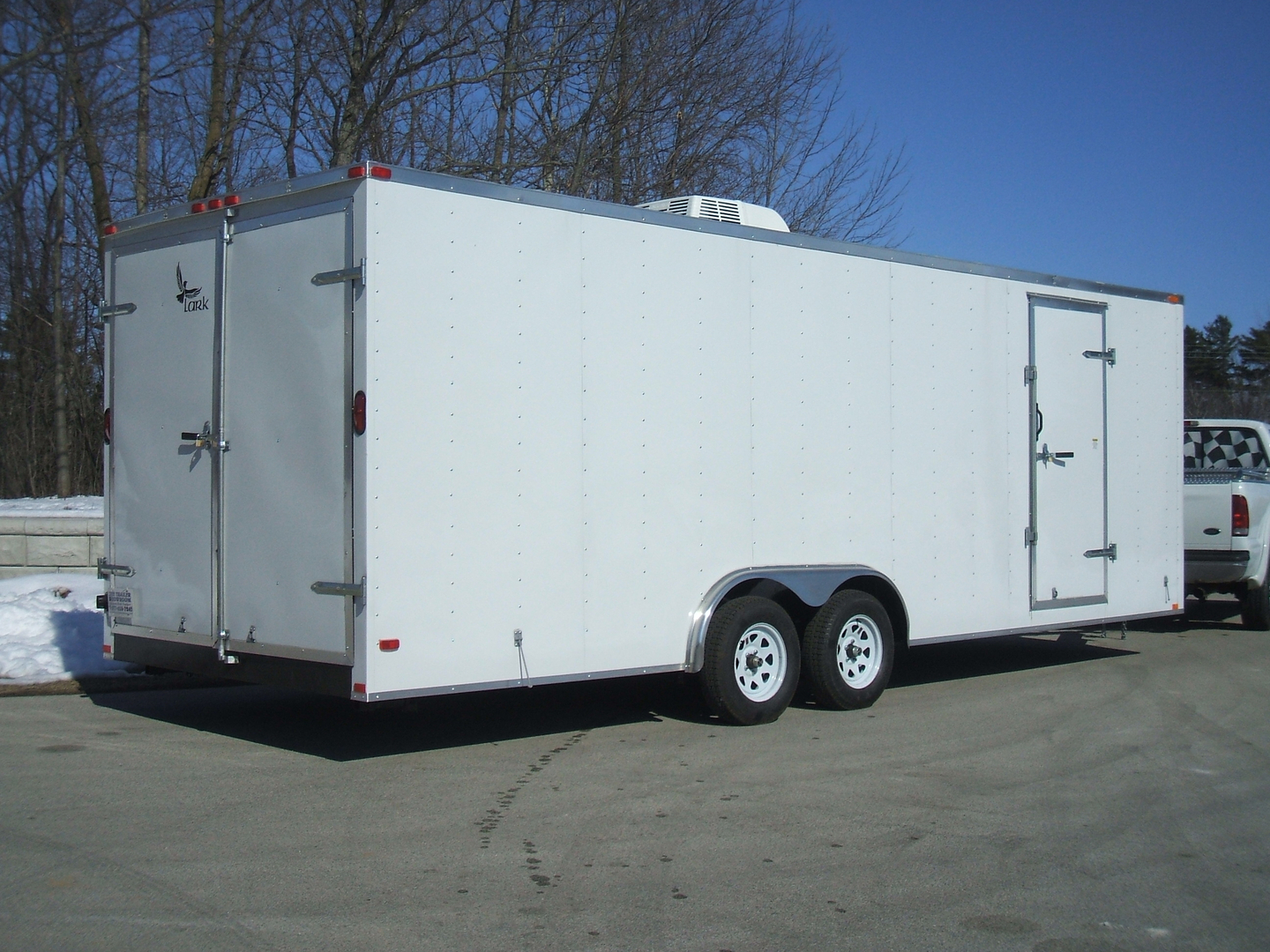 Mobile Laundry Trailer Rentals