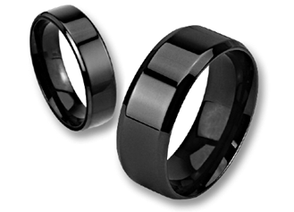 Lifestyle Rings, Black Rings, Stay Connected