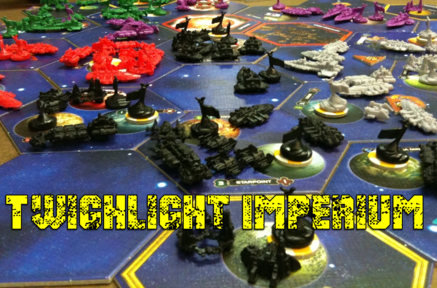 Muskegon's favorite board game: Twilight Imperium