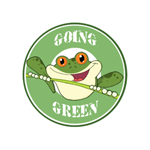 Frogs Going Green