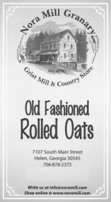 Nora Mill Old Fashioned Rolled Oats