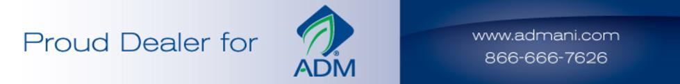 Performance Blenders is a Proud Dealer for ADM Animal Nutrition™