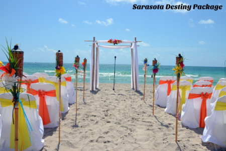 Sarasota Beach Weddings - Florida Beach Weddings