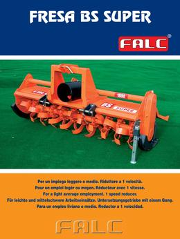 Falc Model Fresa BS Super Brochure