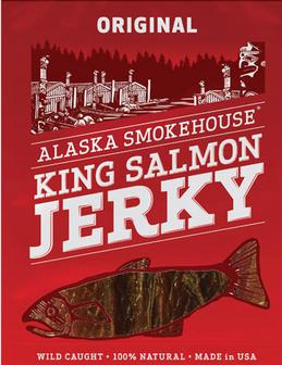 King Salmon Jerky