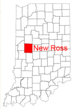New Ross Indiana