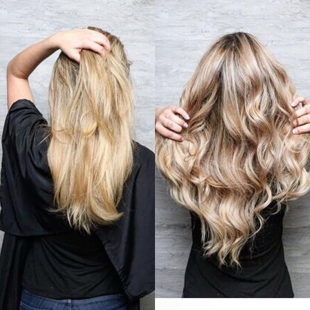 A Tousled Life Hairsaloncolorextensions