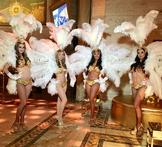 Las Vegas Casino Showgirls