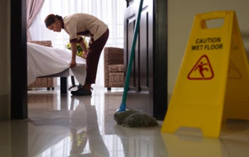 Regular Building Cleaning Services