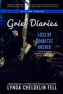 Grief Diaries Loss by Diabetic Driver