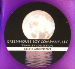 Greenhouse Soy Candles Home Page