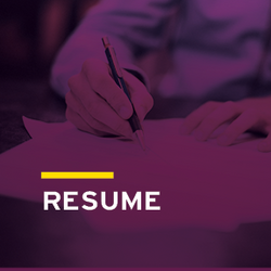 Link to a module on how to create a modern resume.