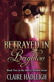 Betrayed in Brighton, book cover, historical romance, Regency romance