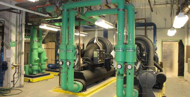 Mechanical insulation - Evans Insulation - Atlanta, Ga