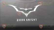 Remera Batman Dark Knight 3d