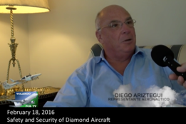 Feb 18, 2016 Safety and Security of Diamond Aircraft