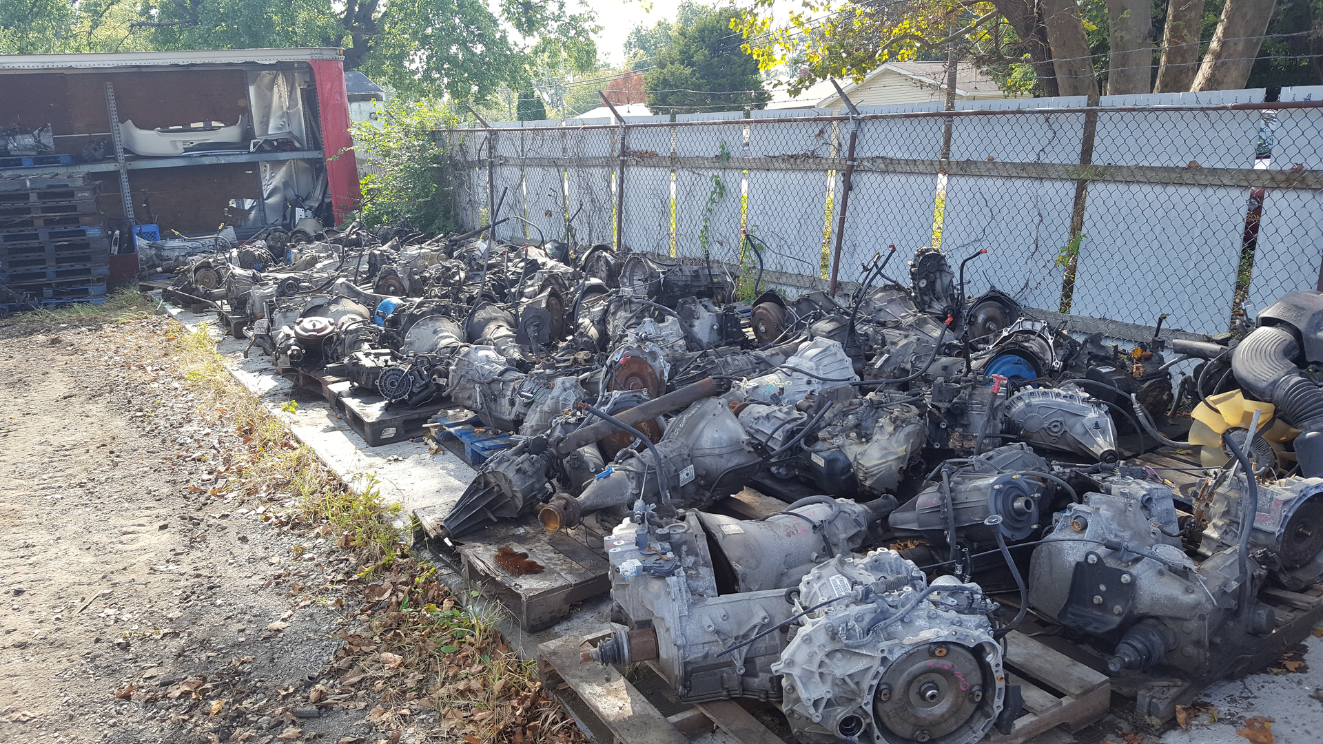 Used Automotive Parts, Tires And Wheels - The New Country Auto Parts ...