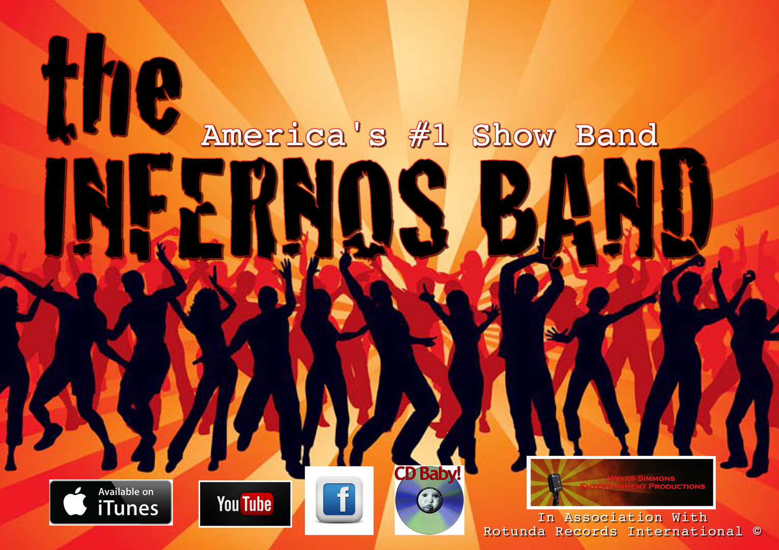 Image result for the infernos band new jersey