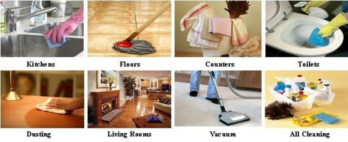 Best Home Cleaning Services San Juan TX McAllen TX RGV Household Services