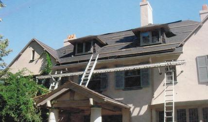 Residential Roof Replacement in Pittsburgh