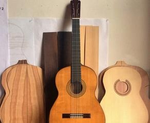 Build Your Own Classical Guitar Warm-Up