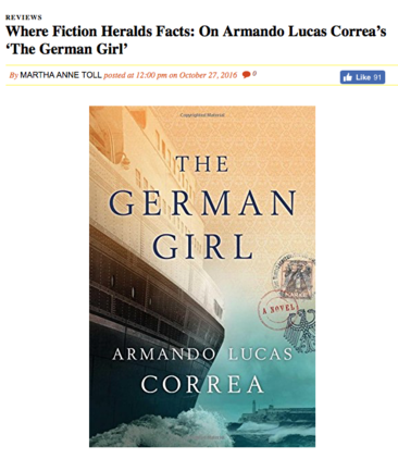 Review The German Girl