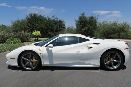 2017 Ferrari 488 for sale at Motor Car Company in San Diego, California